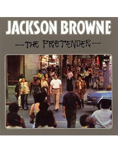 Browne, Jackson : Pretender (CD)