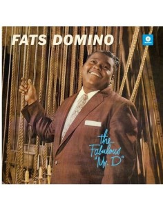 "Domino, Fats : The Fabulous ""Mr. D"" (LP)"