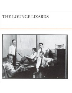 Lounge Lizards : Lounge Lizards (CD)