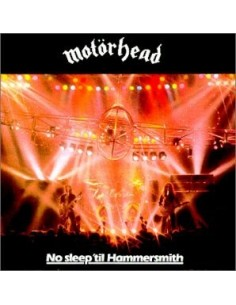 Motörhead : No Sleep 'Til Hammersmith (2-CD Deluxe)