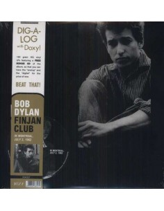 Dylan, Bob : Finjan Club In Montreal, July 2, 1962 (LP + CD)
