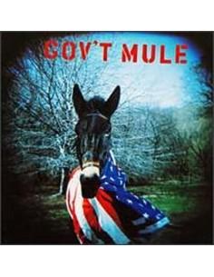 Gov't Mule : Gov't Mule (CD)