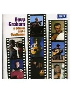 Graham, Davy : a Scolar and a Gentleman (CD)