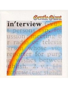 Gentle Giant : In'terview (LP)