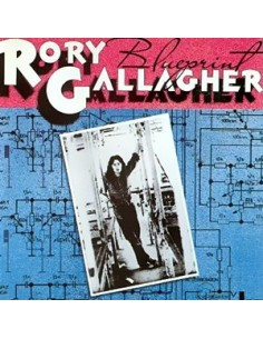 Gallagher, Rory : Blueprint (LP)