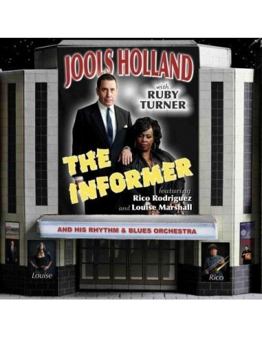 Holland, Jools With Ruby Turner : The Informer (2-CD)