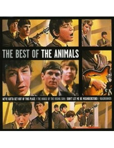 Animals : The Best Of The Animals (CD)