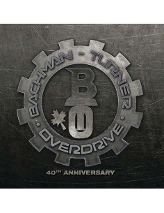 Bachman-Turner Overdrive : 40th Anniversary (2-CD)