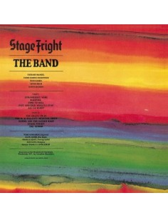 Band : Stage Fright (CD)