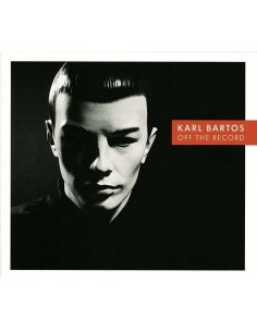 Bartos, Karl : Off The Record (CD)