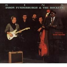 Funderburgh, Anson : Sins (LP)
