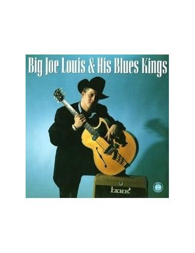 Louis, Big Joe & His Blues Kings : Big Joe Louis & His Blues Kings (LP)