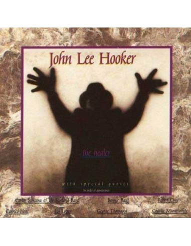 Hooker, John Lee : The Healer (LP)