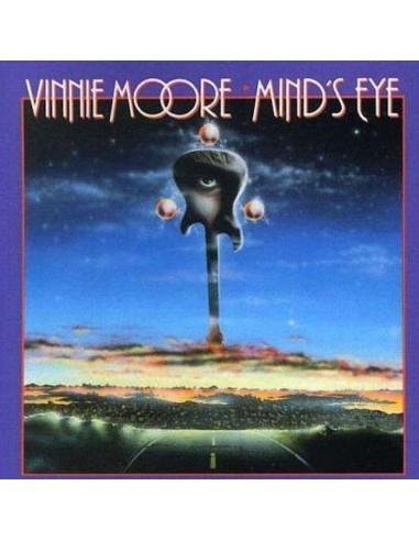 Moore, Vinnie : Mind's Eye (LP)