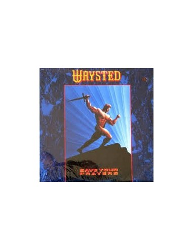 Waysted : Save Your Prayers (LP)