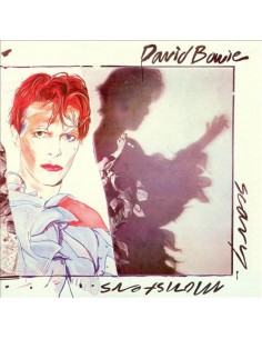 Bowie, David : Scary Monsters (LP)
