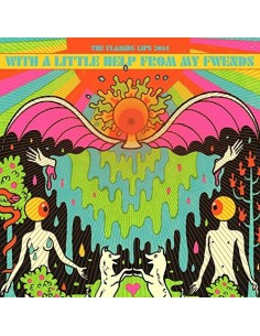 Flaming Lips : With A Little Help From My Fwends (LP)