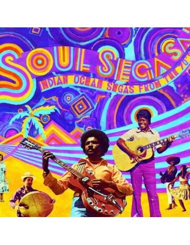 "Soul Sega Se - Indian Ocean Segas From The 70´s (LP + 7"")"