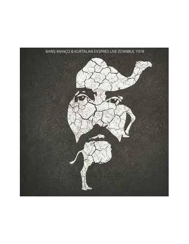 Manco, Baris : Live Istanbul 1978 (LP)