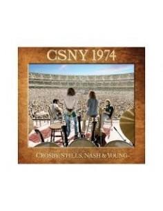 Crosby, Stills, Nash & Young : CSNY 1974 (CD)