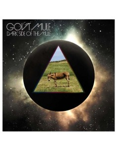 Gov't Mule : Dark Side Of The Mule (2-LP)