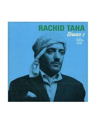 Taha, Rachid : Diwan 2 (CD)
