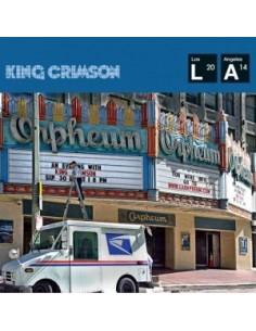 King Crimson: Live At The Orpheum (LP)