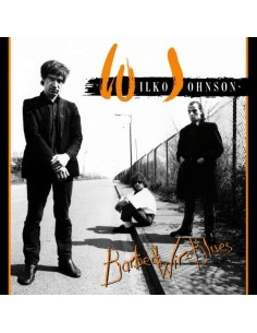 Johnson, Wilko : Barbed Wire Blues (CD)