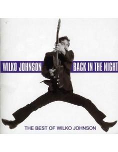 Johnson, Wilko : Back In The Night - The Best Of Wilko Johnson (CD)