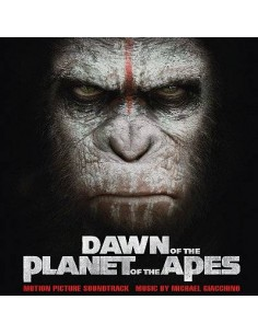 Dawn Of The Planet Of The Apes (2-LP)