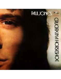 Jones, Paul : Crucifix In A Horseshoe (CD)