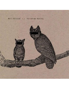 Halstead, Neil : Palindrome Hunches (LP)
