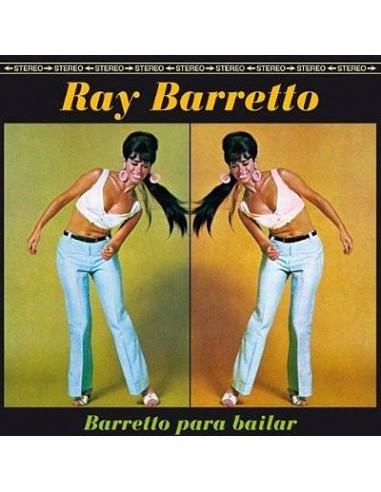 Barretto, Ray : Barretto Para Bailar (LP)