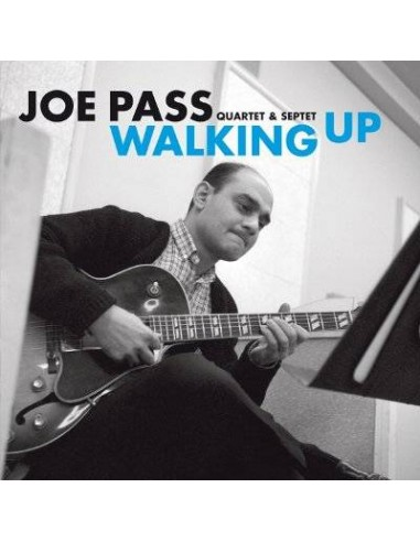 Pass, Joe : Walking Up (2-Cd)