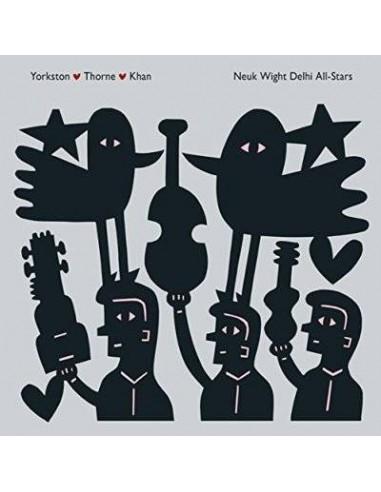 Yorkston / Thorne / Khan : Neuk Wight Delhi AllStar (2-P)