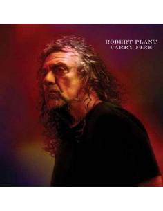 Plant, Robert : Carry Fire (2-LP)