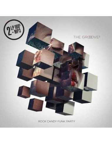 Rock Candy Funk Party : The Groove 3 (2-LP)