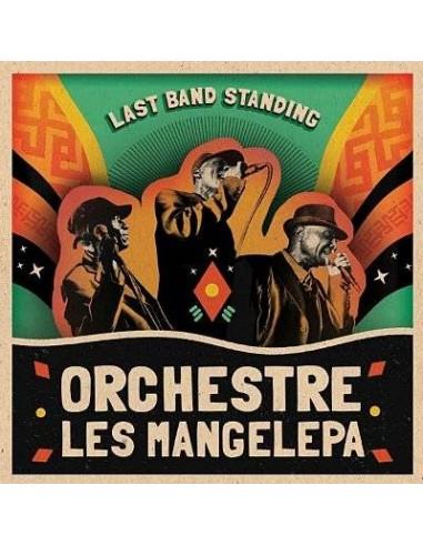 Orchestre Les Mangelepa: Last Band Standing (2-LP)