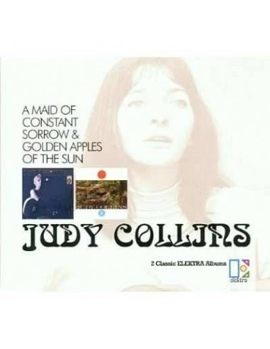 Collins, Judy : A Maid of Constant Sorrow + Golden Apples of the Sun (CD)