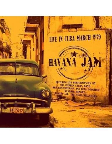 Havana Jam - Live In Cuba March 1979 (CD)