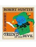 Hunter, Robert & Comfort : Friend Of The Devil - March 18th 1978 Warner Theatre Washington (CD)