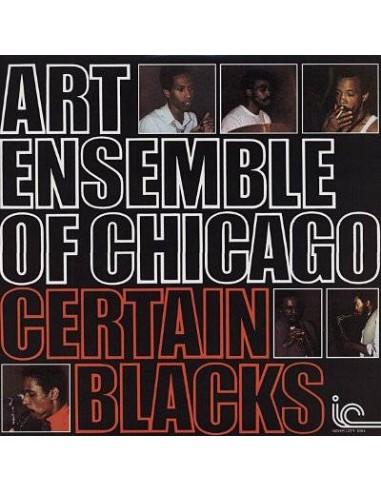 Art Ensemble of Chicago : Certain Blacks (LP)