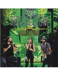 Lady Antebellum : Wheels Up Tour (DVD)