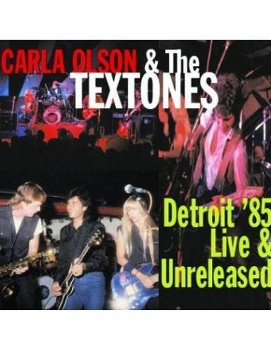 Olson, Carla : Dark Horses (CD)