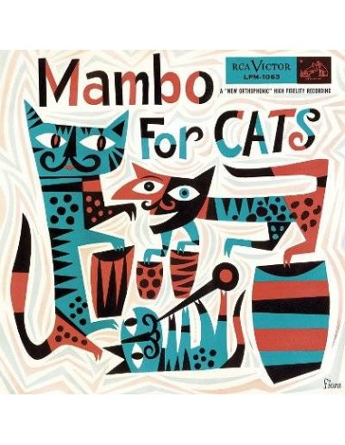 Mambo For Cats (LP)