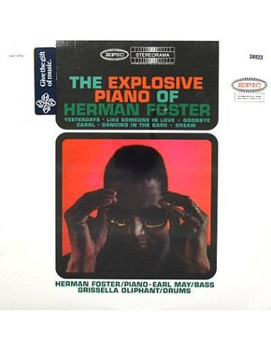 Foster, Herman : The Explosive Piano of (