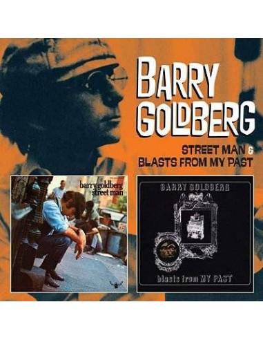 Goldberg, Barry : Street Man / Blasts from my past (CD)