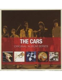 Cars : Original Album Series (5-CD)