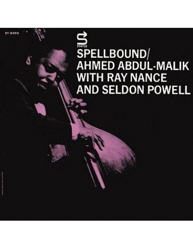 Abdul-Malik, Ahmed : Spellbound (LP)