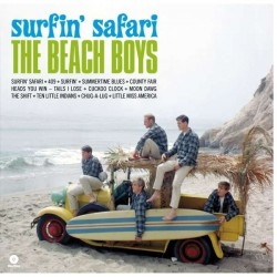 Beach Boys : Surfin' Safari (LP)